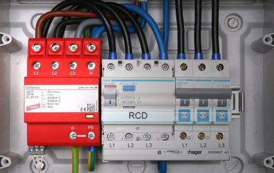 Защита от грозы электрооборудования
