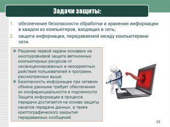 Защита информации от разглашения определение задачи способы