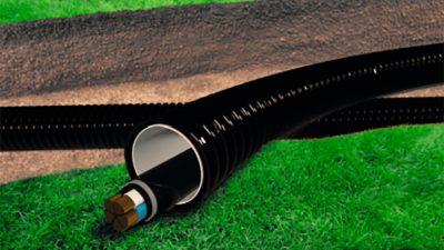 Интернет кабель для прокладки в земле