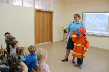 Противопожарные мероприятия в детских яслях садах школах
